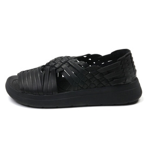 "[RE STOCK] Malibu Sandals Men's CANYON Pu Leather ""Black/Black"""