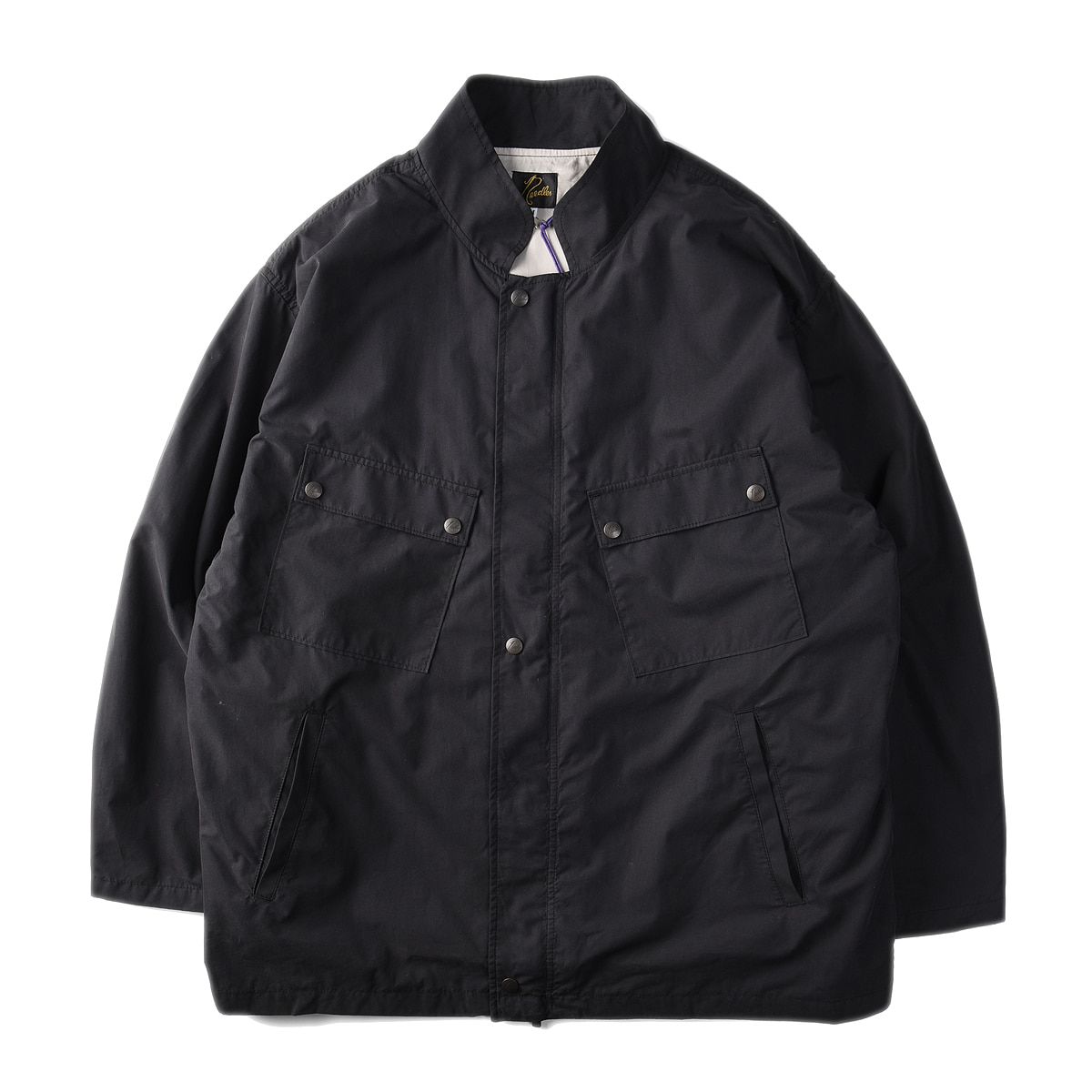 "NEEDLES Chemical Protective Jacket ""Black"""