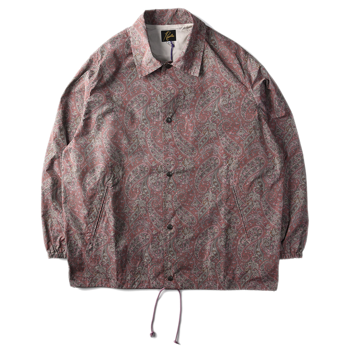 "NEEDLES Coach Jacket ""Paisley"""