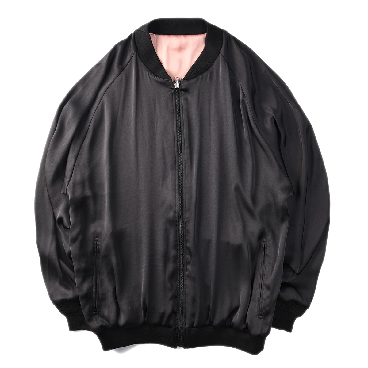 "NEEDLES Reversible R.C. Jacket ""Black"""